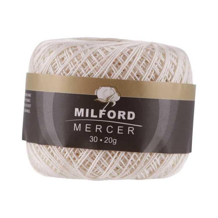Milford Mercer Size 30 Yarn