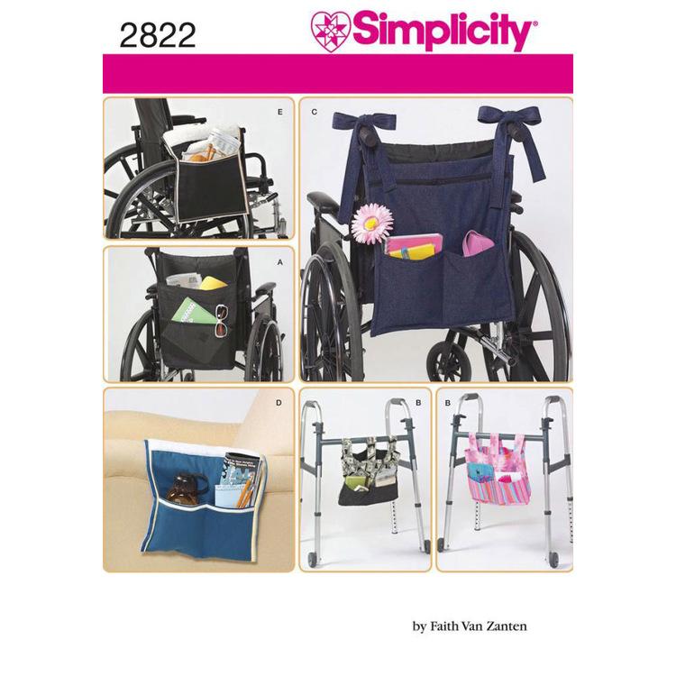 Simplicity Pattern 2822 Bag