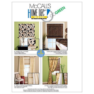 McCall'sM5828 Window Treatments