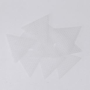Plastic Mesh Canvas Triangle Shape
