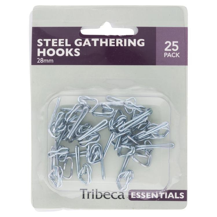 Tribeca 28 mm Gather Hooks