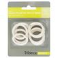 Tribeca 16 mm Split Ring Plastic Hooks