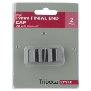 Tribeca End Cap Finial