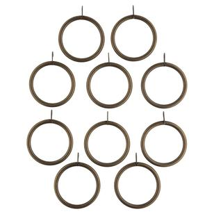 Caprice 29 mm Curtain Rings