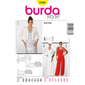 Burda Pattern 7686 Women's Bolero  10 - 22
