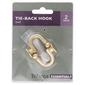 Tribeca Tie Back Hooks Gold