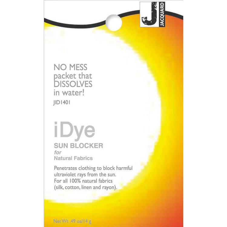 Jacquard iDye Sun Blocker