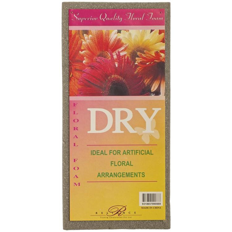 Reliance Floral Foam Dry Brick