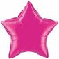 Qualatex Plain Star Foil Balloon