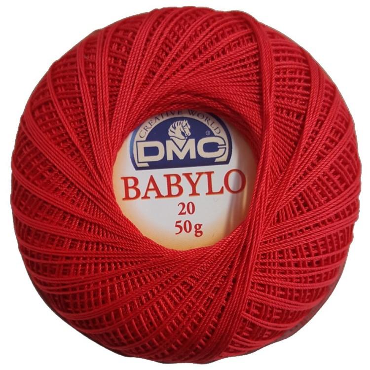 DMC Babylo 50 G Crochet Cotton Thread No. 20 50 g