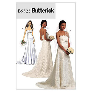 Butterick B5325 Misses' Dress