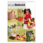 Butterick B5338 Bags  One Size