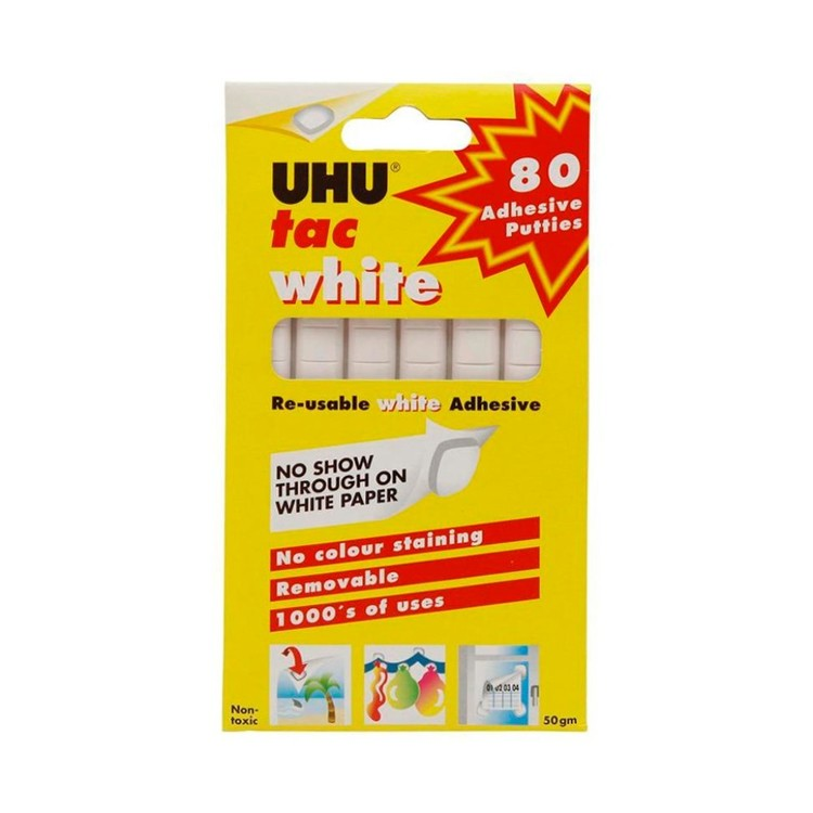 UHU Tac Reusable Adhesive