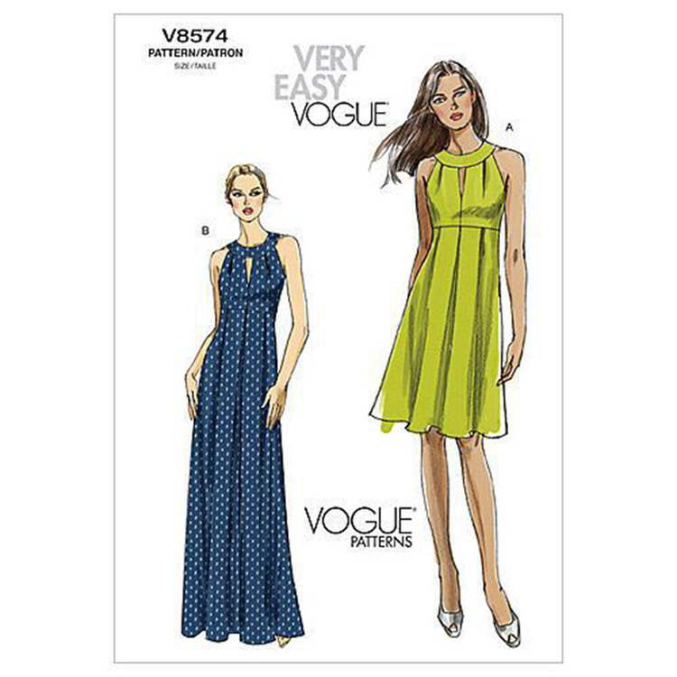 Vogue V8574 Misses' Dress