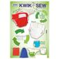 Kwik Sew K3690 Diapers, Diaper Cover, Insert & Bags  X Small - X Large