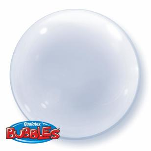 Qualatex Bubbles Clear Deco Balloon