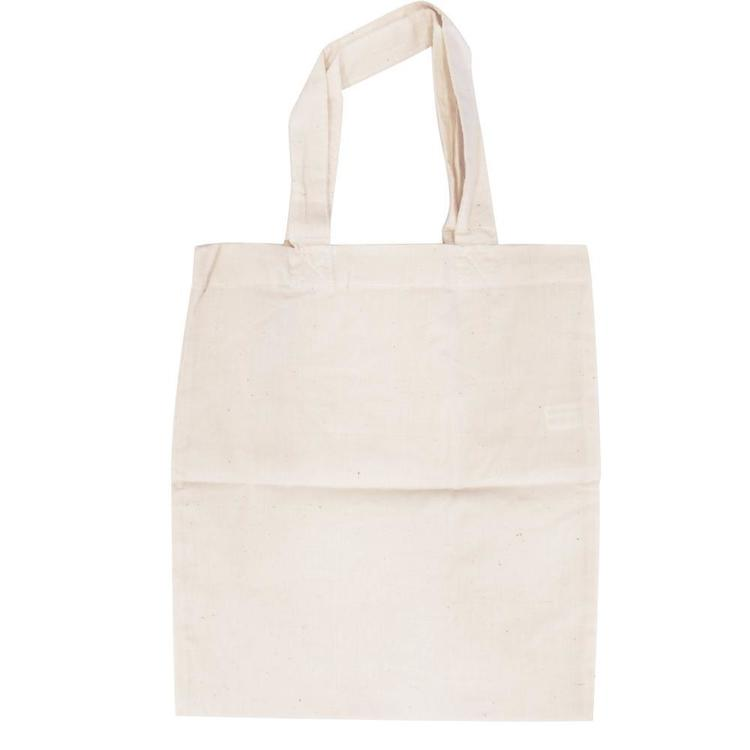 Ribtex Calico Craft Tote Bag Natural