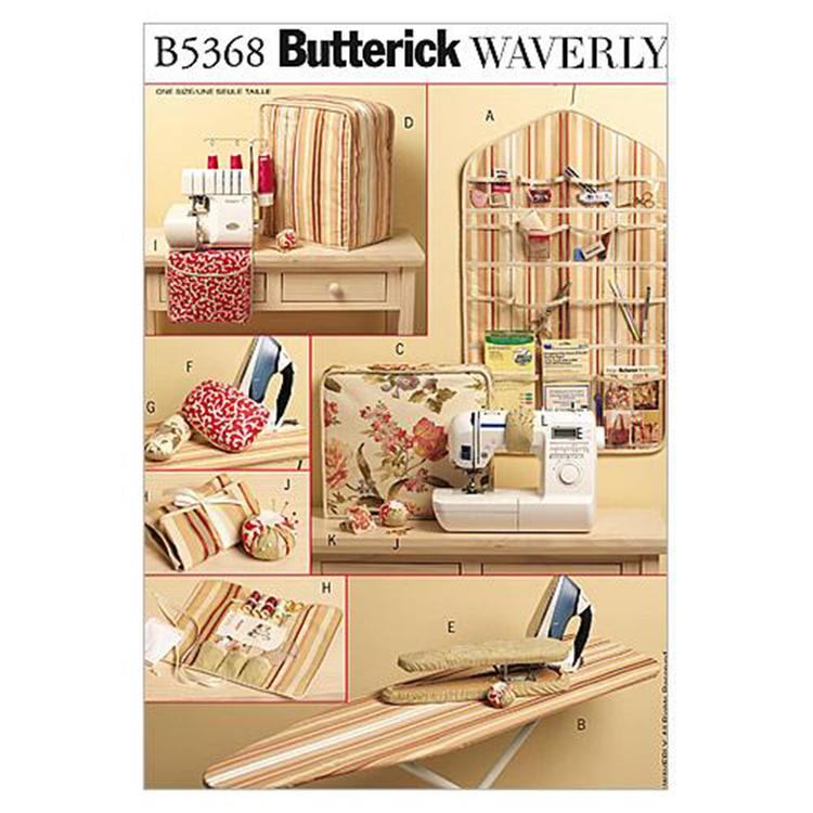 Butterick Pattern B5368 Sewing Items
