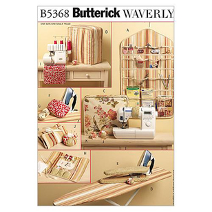 Butterick B5368 Sewing Items
