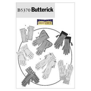 Butterick B5370 Historical Gloves