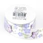 Celebrate 25 mm Satin Butterfly Bliss Ribbon Purple 25 mm x 3 m