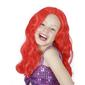 Disney Princess The Little Mermaid Wig Red