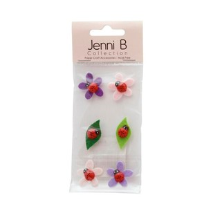 Jenni B Lady Bug Stickers