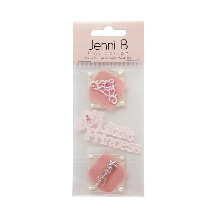 Jenni B Little Princess Stickers
