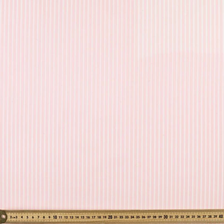 Spots & Stripes Wide Stripe 112 cm Cotton Fabric
