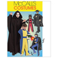 McCalls M5952 Boys' Hero Costumes