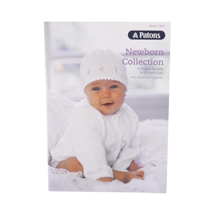 Patons Newborn Baby 1303