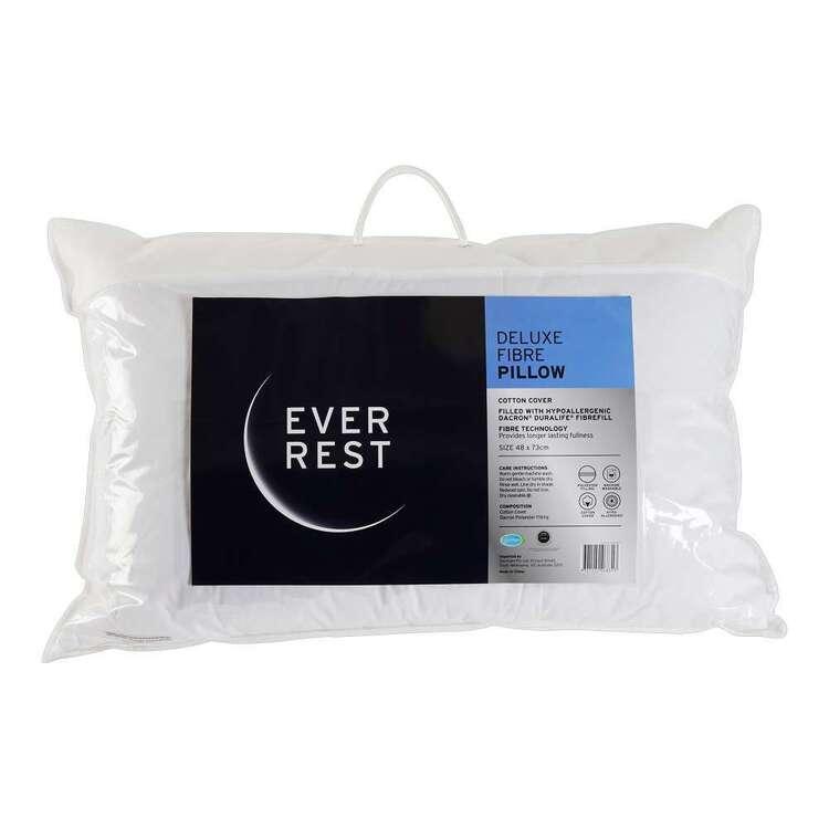 Ever Rest Deluxe Fibre Pillow