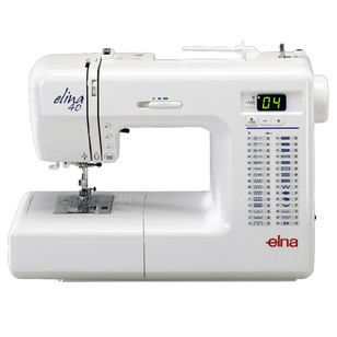 Elna 40 Sewing Machine