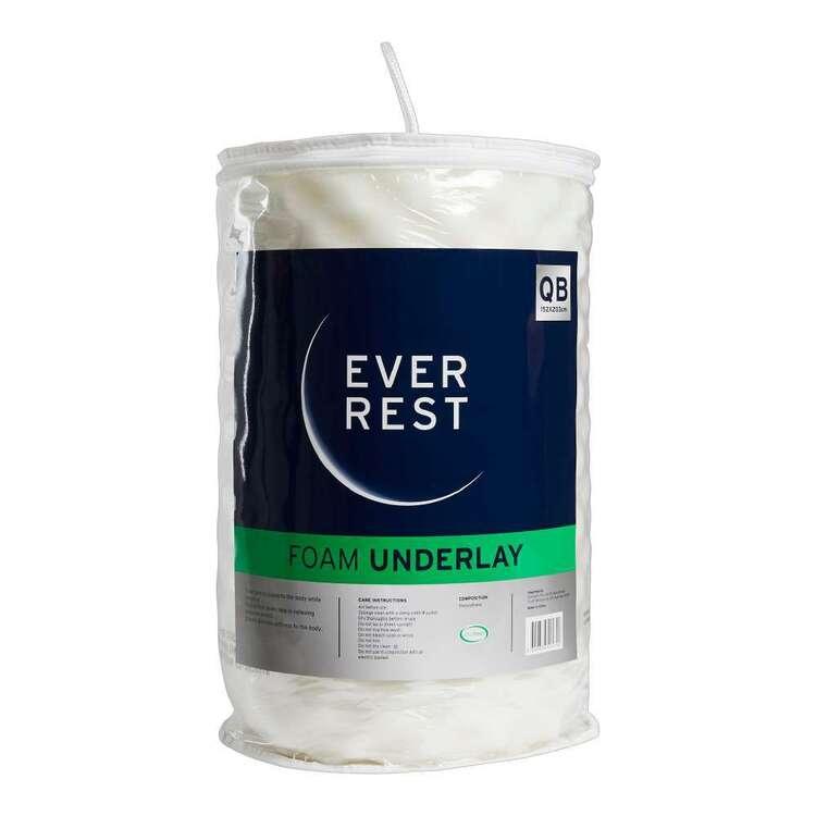 Ever Rest Foam Underlay