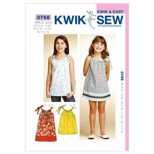 Kwik Sew K3768 Dress & Tunic