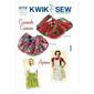 Kwik Sew K3772 Aprons & Casserole Carriers  Small - Large