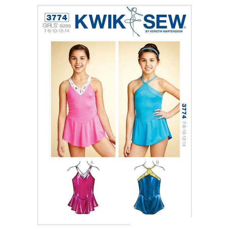 Kwik Sew Pattern K3774 Leotards