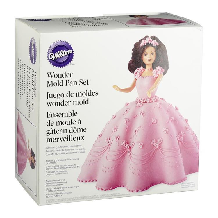 Wilton Cake Pan Set Dolly Varden