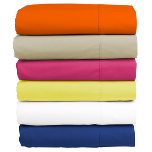 KOO 250 Thread Count Cotton Rich Sheet Set