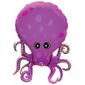 Qualatex Amazing Octopus Foil Balloon Purple