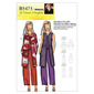 Butterick Pattern B5473 Women's Jacket Vest & Pants