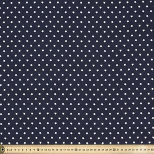 Star Printed 112 cm Montreaux Drill Fabric