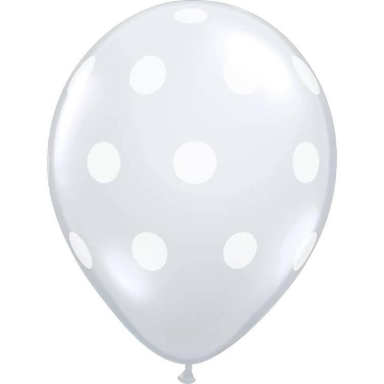 Qualatex Big Polka Dots Balloon
