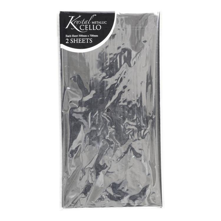 Artwrap Metallic Cello Sheets