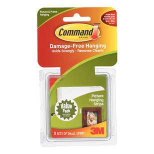 3M Command Picture Hanging Pack