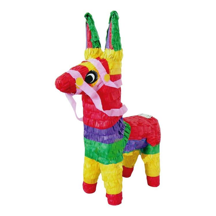 Amscan Rainbow Donkey Pinata