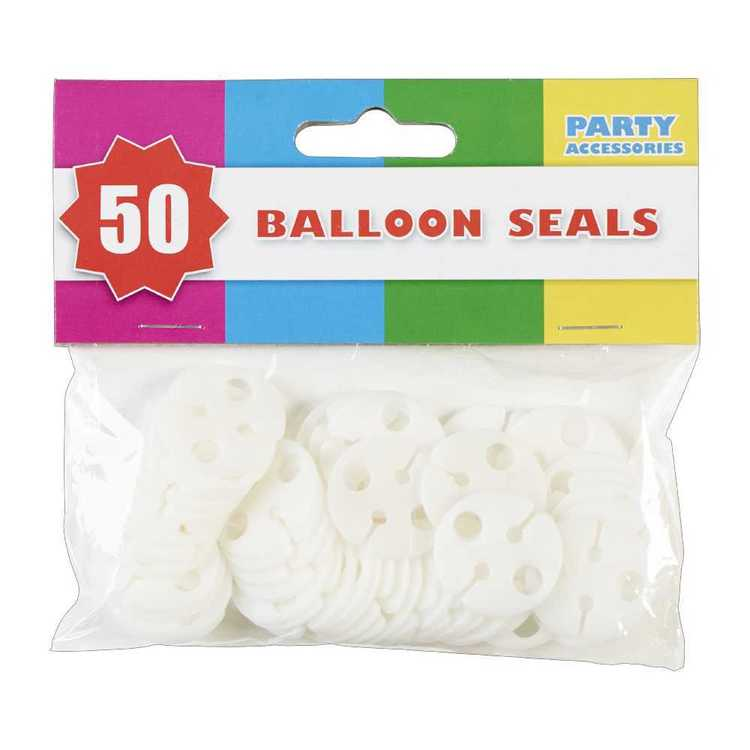 Ribbon Balloon Seals