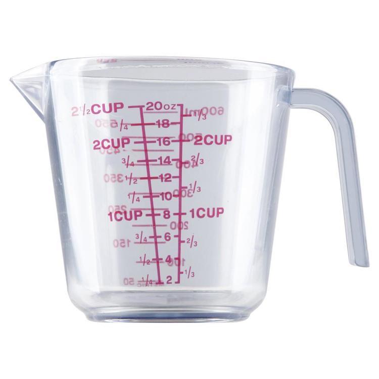 D.Line Plastic Measuring Jug 2 Cup
