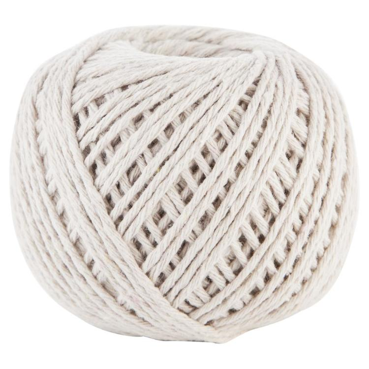 L.T. Williams D.Line Cotton Kitchen Twine White