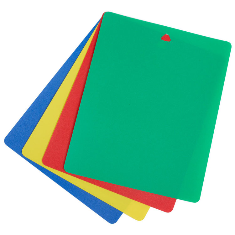 D.Line Flexible Cutting Board Set Of 4 Multicoloured